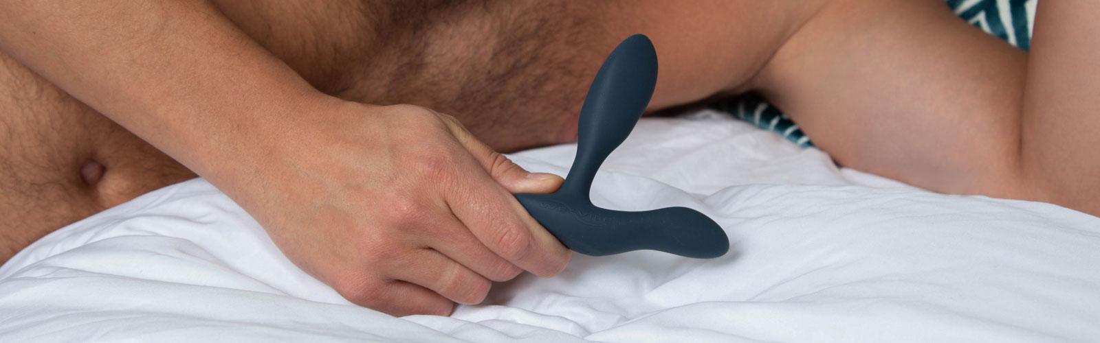 We-Vibe Vector prostate massager