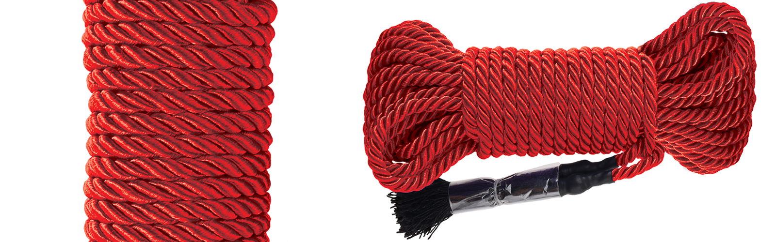 Pipedream Deluxe Soft & Silky Rope