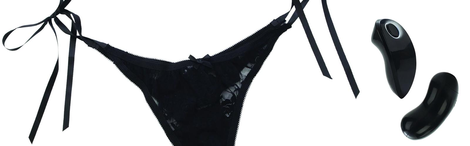 California Exotic Vibrating Panties with Remote